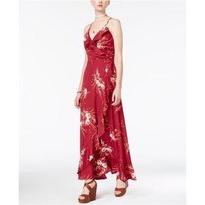 NWT American Rag floral maxi dress
